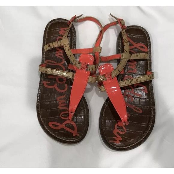 f92ac9e3d31e sam edelman girls gigi charm sandals. M 5b56405b7ee9e2737381217b